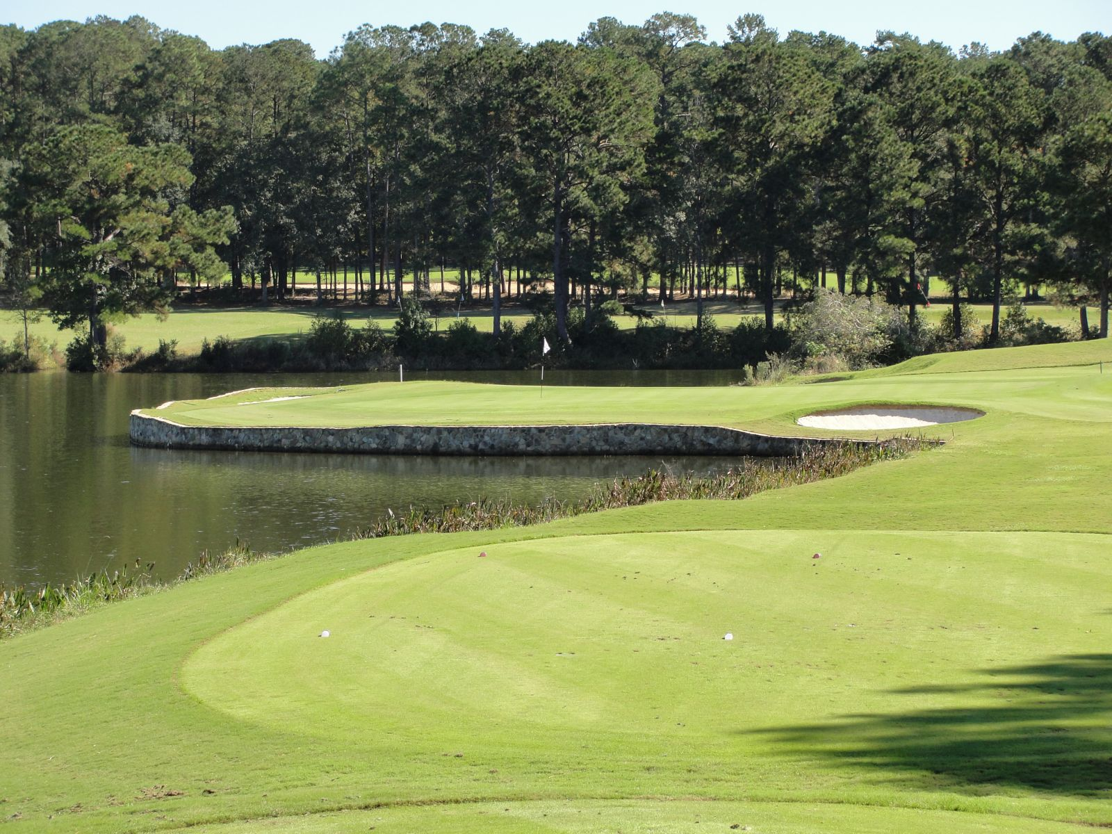 Tallahassee golf course - golden eagle golf